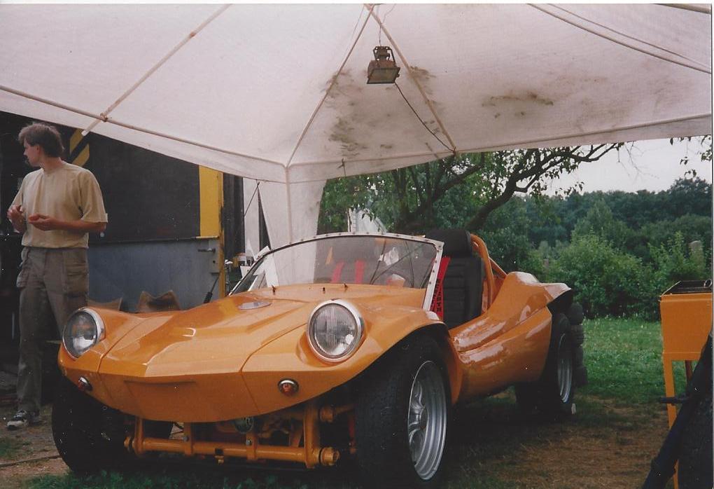 Deserter GT 10
