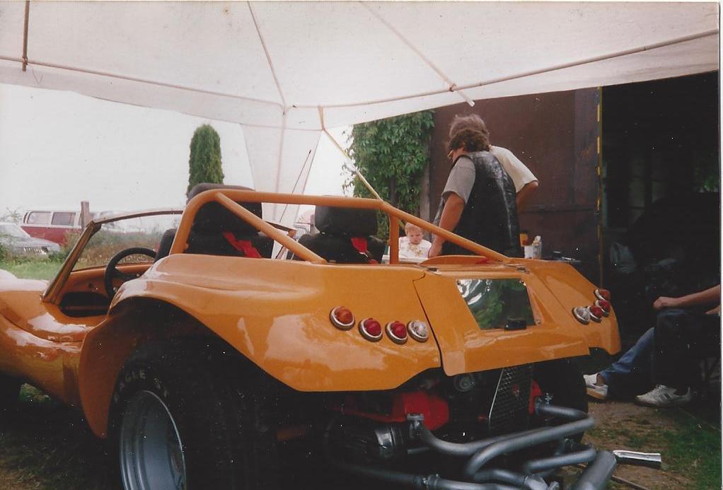Deserter GT 11