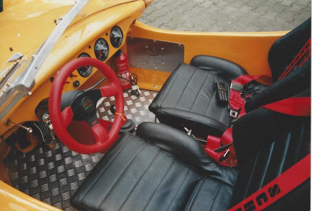 Deserter GT 12