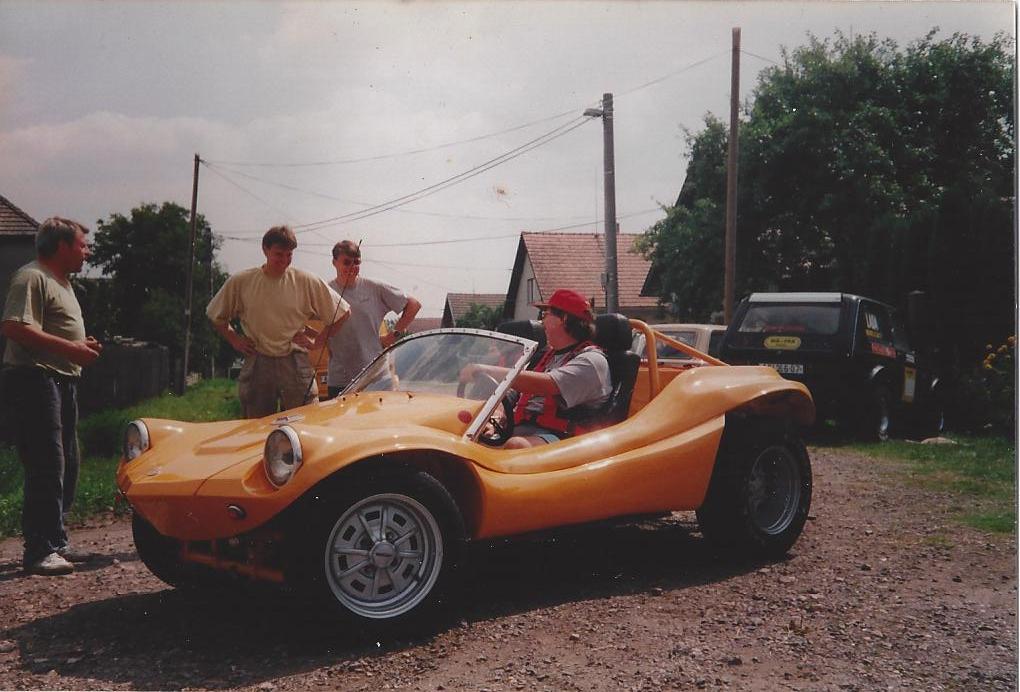 Deserter GT 15