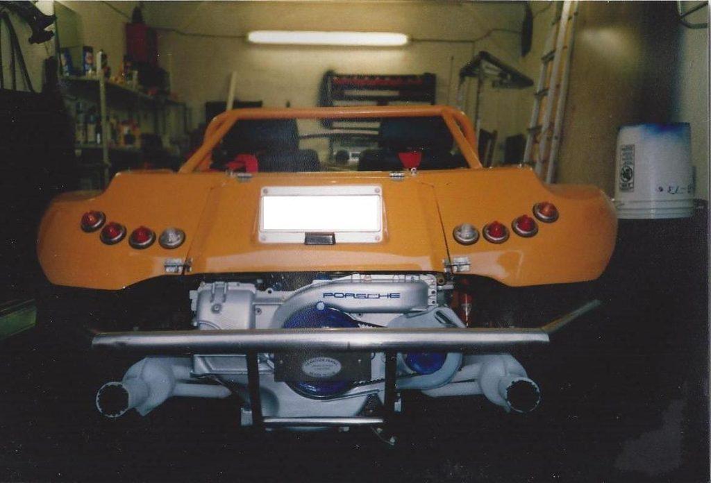 Deserter GT 23
