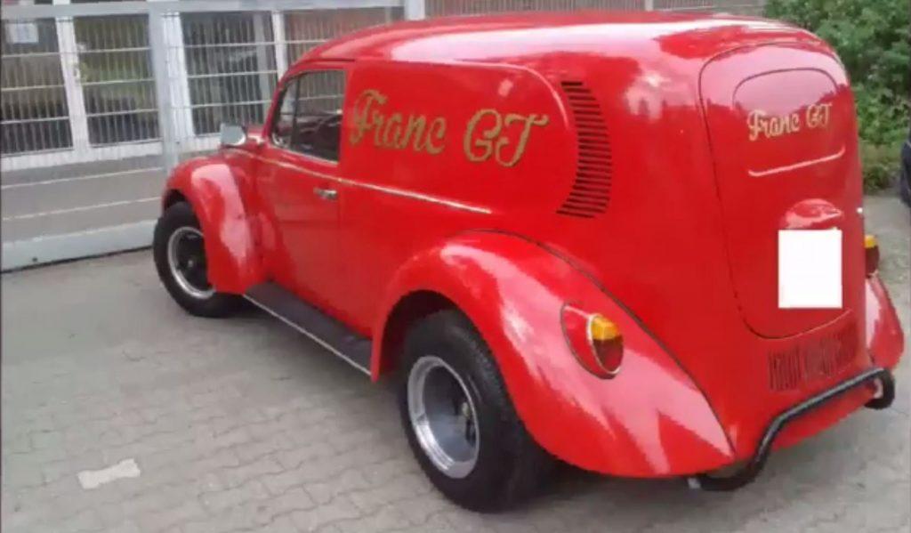 Käfer Kombi 15